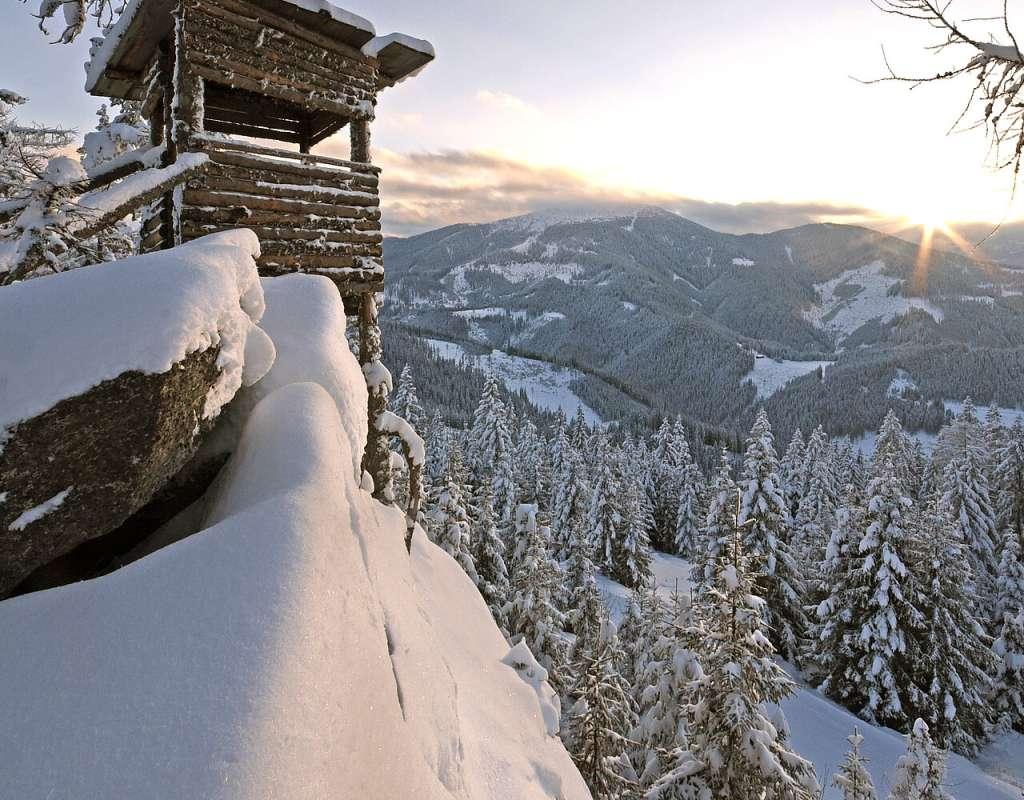 Skitouren - den Gipfeln entgegen -