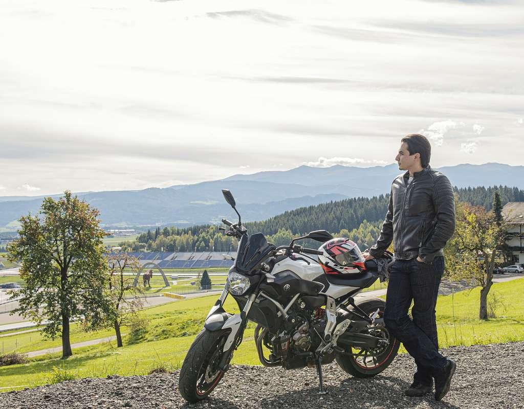Egal wie Euer Tag ist,  - auf dem Motorrad wird er besser!