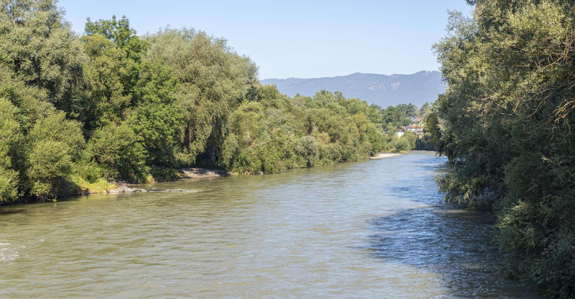 <p>Murradweg im Murtal, Steiermark</p> Copyright: