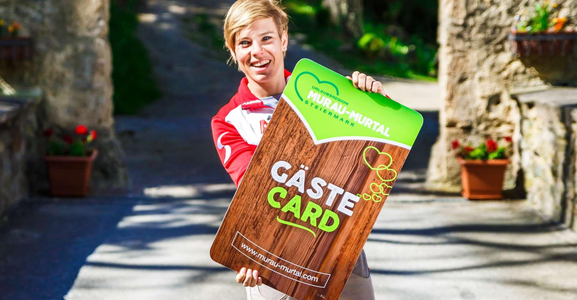 <p>Gästecard</p>