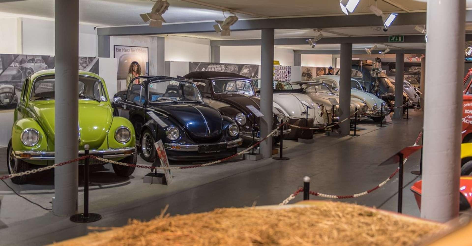 <p>VW Kaefermuseum in der Gaal</p> Copyright: