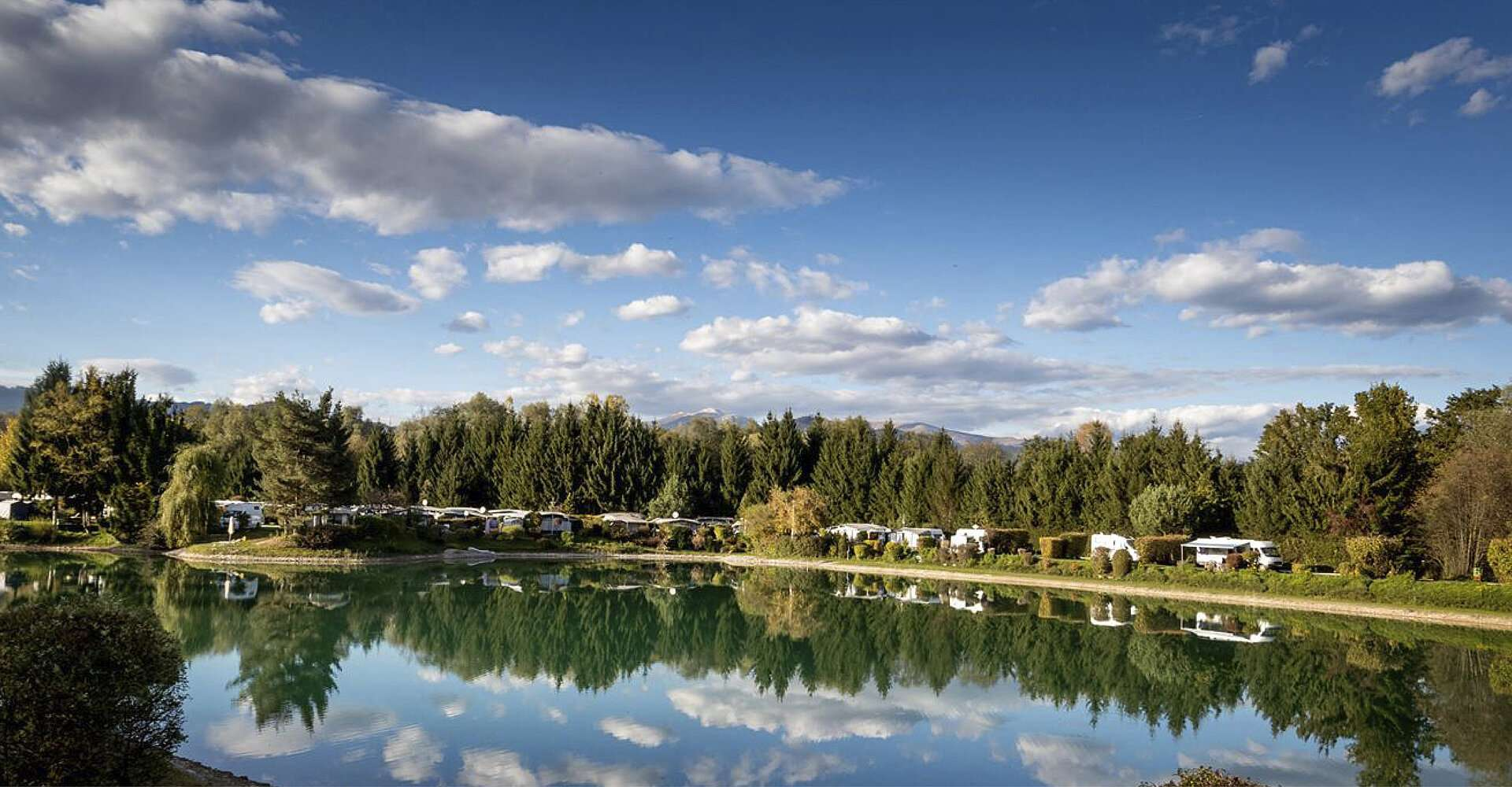 Campingplätze im Murtal - Von 5-Stern Camping bis zum Camping rund um den Red Bull Ring