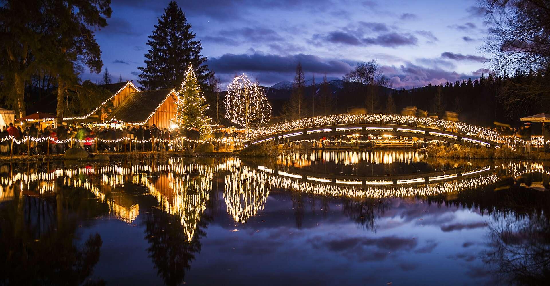 Advent in der Steiermark - Steirische Adventmärkt und Auszeitmomente