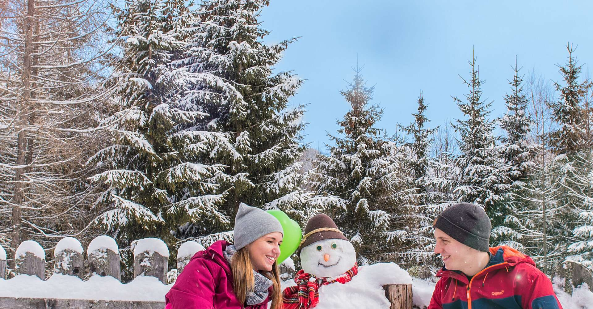 Winterurlaub im Herzen der Steiermark genießen - Ob Ski, Schneeschuh, Tourenski oder einfach Relaxen - steirische Winterfrische genießen!