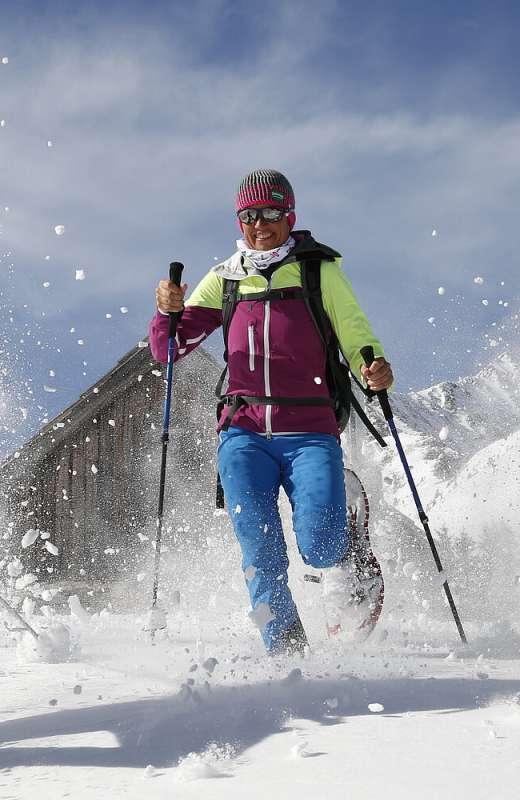 Schneeschuhwandern - geführte Touren im Murtal - Steiermark - Begleitet uns auf die schönsten Touren für Anfänger bis Profis